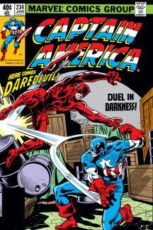 Captain America (1968) #234