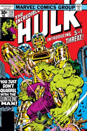 Incredible Hulk (1962) #213