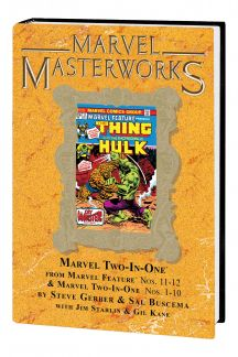 Marvel Masterworks: Marvel Two-in-One (Hardcover)