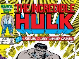 Incredible Hulk (1962) #324 Cover