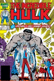 Incredible Hulk (1962) #324