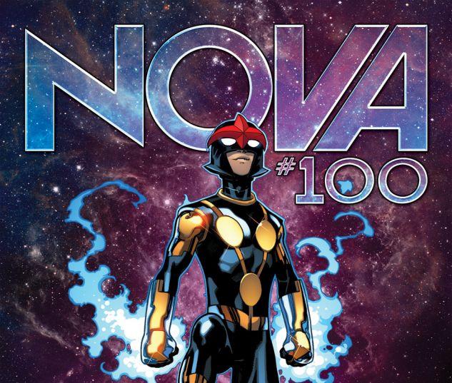 Nova (2012) #10 Cover