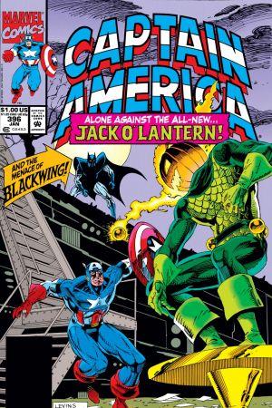 Captain America #396