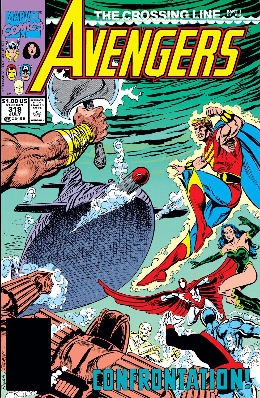 Avengers (1963) #319