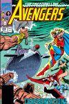 Avengers (1963) #319 Cover