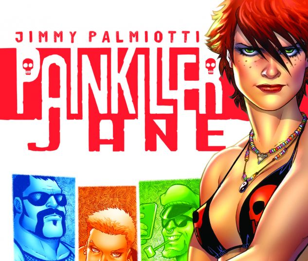 PAINKILLER JANE: THE PRICE OF FREEDOM 2