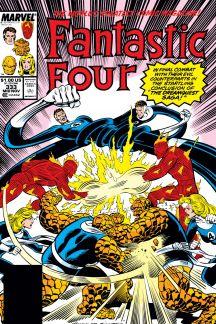 Fantastic Four (1961) #333