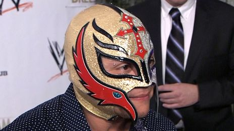 Marvel at WrestleMania XXX: Rey Mysterio