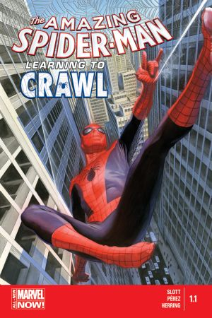 Amazing Spider-Man (2014) #1.1