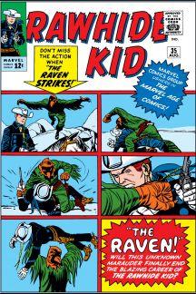 Rawhide Kid (1955) #35