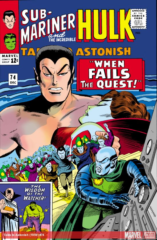 Tales to Astonish (1959) #74
