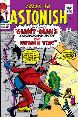 Tales to Astonish (1959) #51
