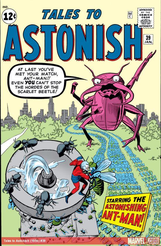 Tales to Astonish (1959) #39