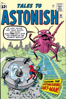 Tales to Astonish (1959) #39