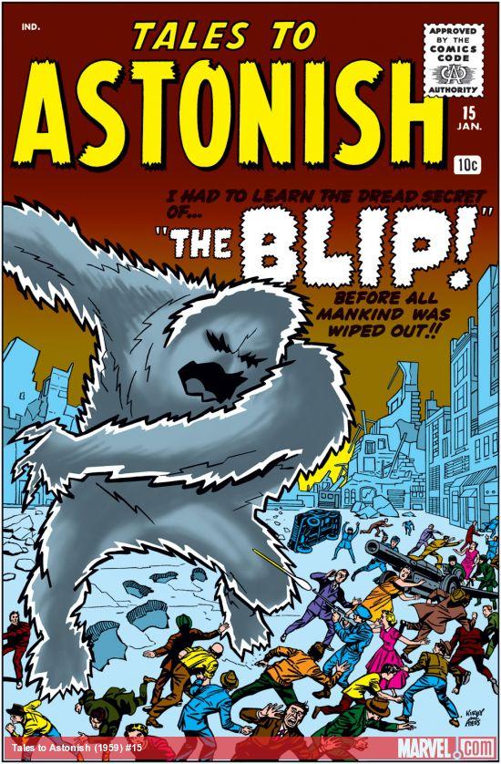 Tales to Astonish (1959) #15