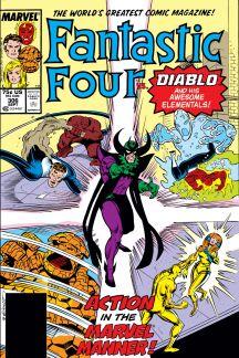 Fantastic Four (1961) #306