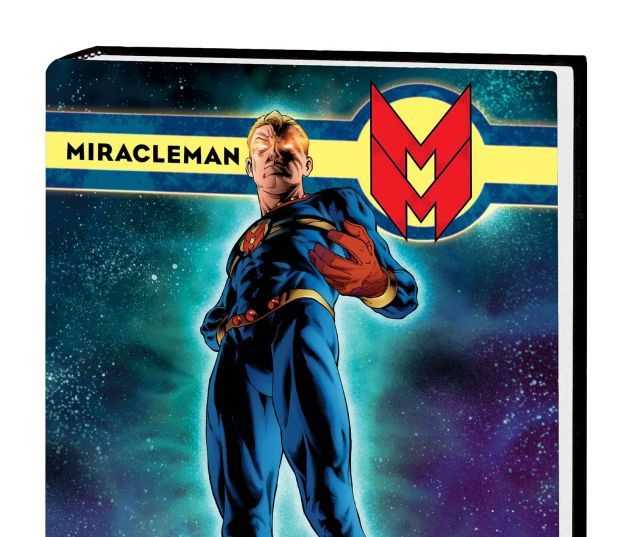 MIRACLEMAN BOOK 1: A DREAM OF FLYING PREMIERE HC QUESADA COVER (DM ONLY, SDOS)