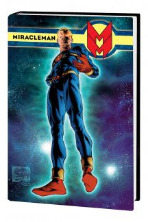 Miracleman Book 1: A Dream of Flying (Hardcover)