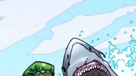 Marvel AR: Behind the Scenes Explanation: Sharks