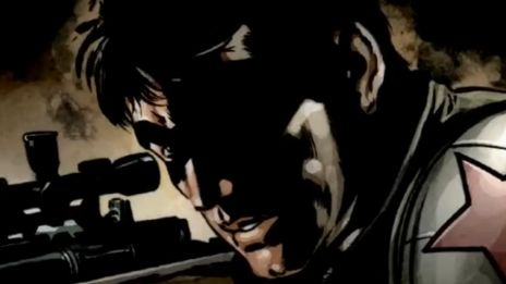Marvel AR: Winter Soldier #1 Cover Recap