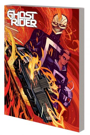 All-New Ghost Rider Vol. 1: Engines of Vengeance (Trade Paperback)