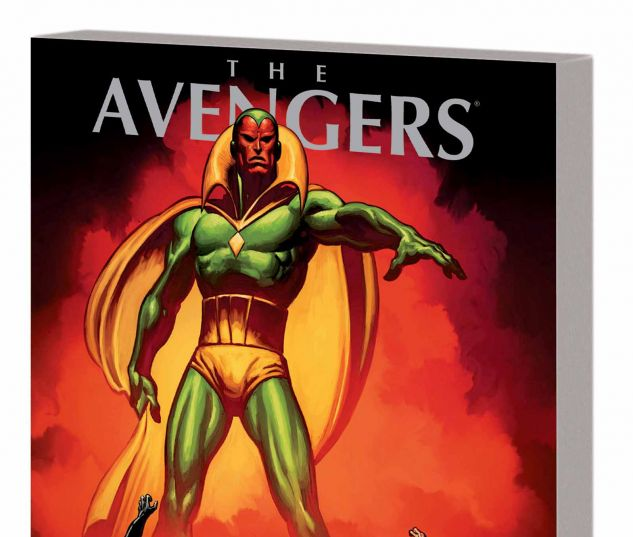 MARVEL MASTERWORKS: THE AVENGERS VOL. 6 TPB