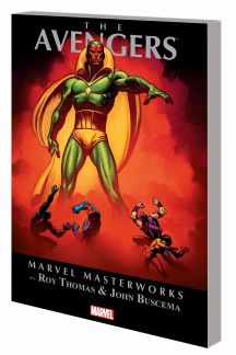 Marvel Masterworks: The Avengers (Trade Paperback)