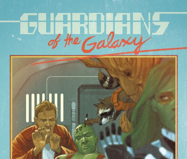 GUARDIANS OF THE GALAXY 24 NOTO VARIANT (BV, WITH DIGITAL CODE)
