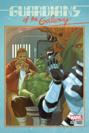 Guardians of the Galaxy (2013) #24 (Noto Variant)