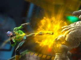 Electro in Marvel Contest of Champions