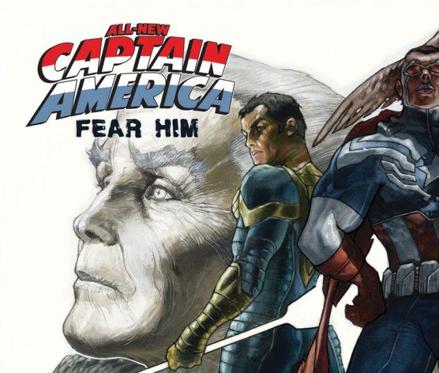ALL-NEW CAPTAIN AMERICA: FEAR HIM 3
