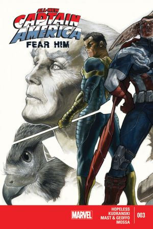 All-New Captain America: Fear Him #3