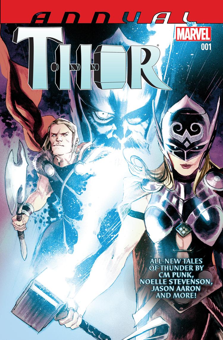 Thor Annual (2015) #1