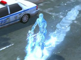 Iceman in 'Marvel Heroes 2015'