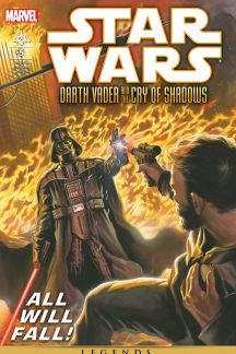 Star Wars: Darth Vader And The Cry Of Shadows #5
