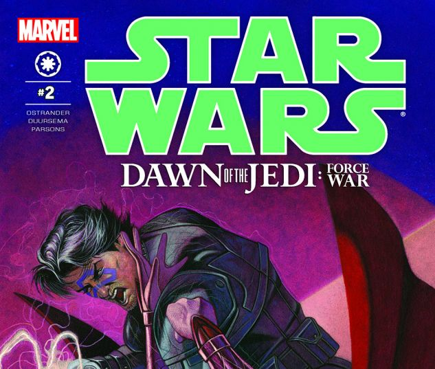 Star Wars: Dawn Of The Jedi - Force War (2013) #2