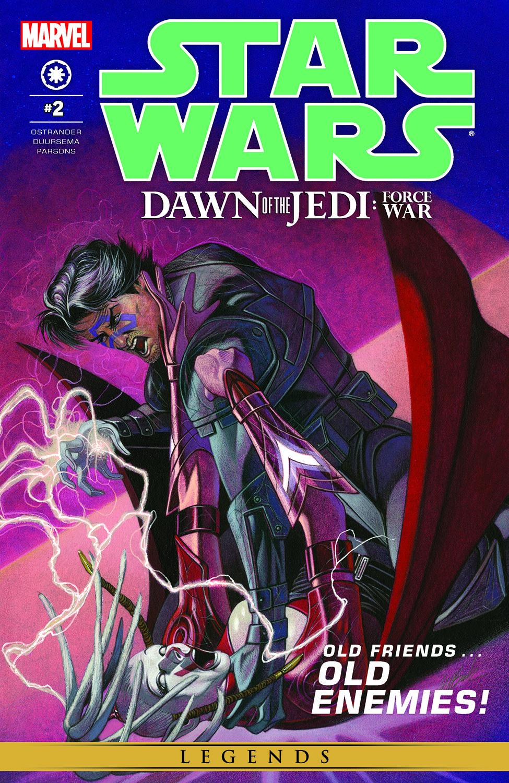 Star Wars: Dawn Of The Jedi - Force War (2013) #2