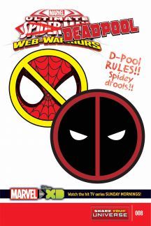 MARVEL UNIVERSE ULTIMATE SPIDER-MAN: WEB WARRIORS #8