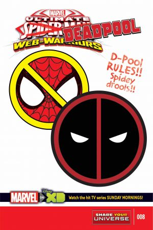 Ultimate Spider-Man: Web Warriors #8