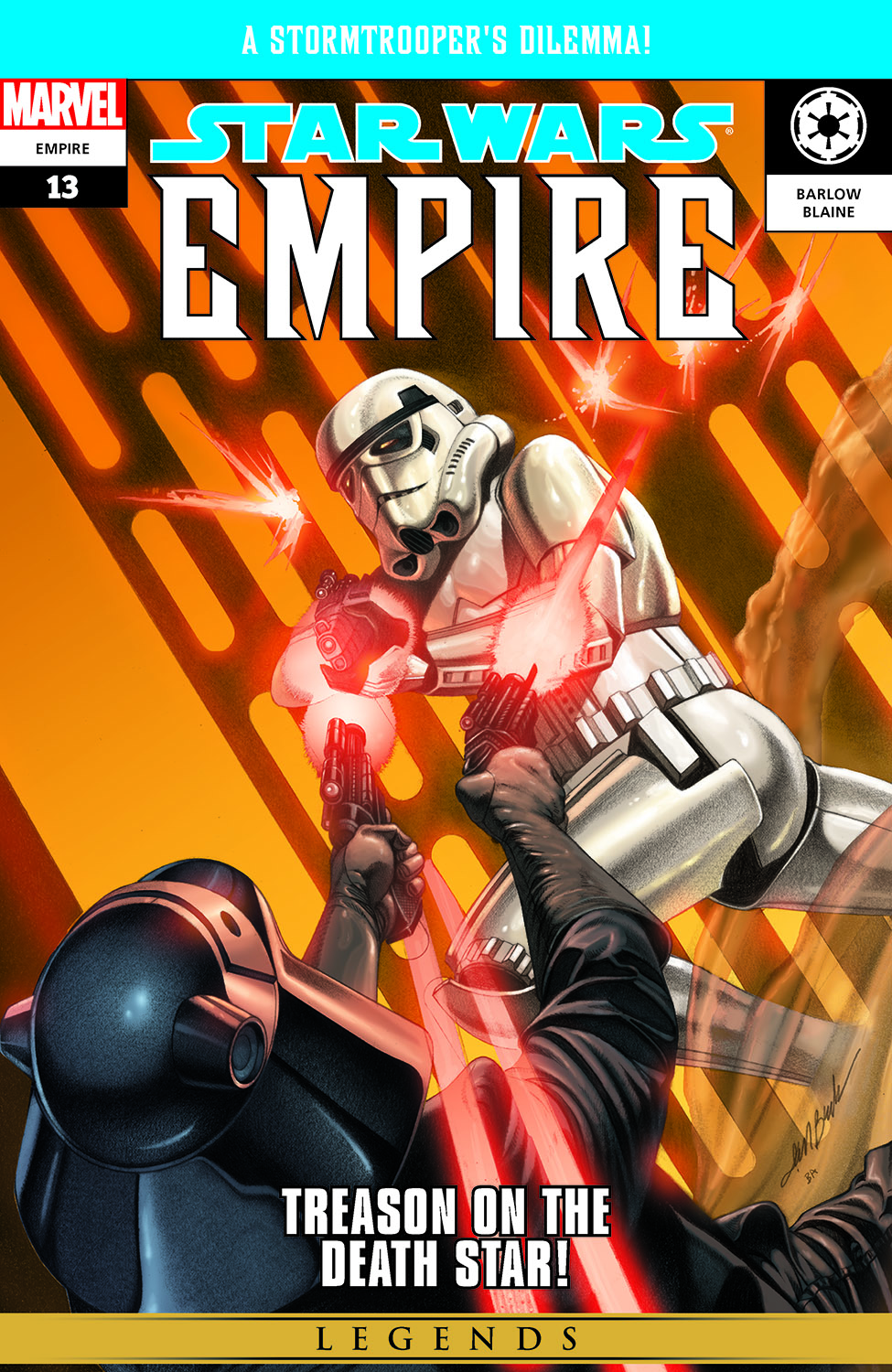 Star Wars: Empire (2002) #13