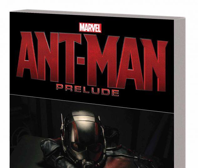 MARVEL'S ANT-MAN PRELUDE TPB (SDOS)