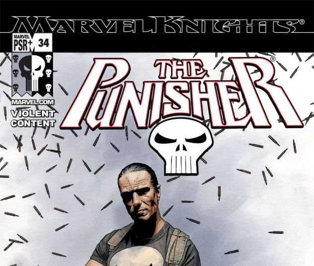 PUNISHER 34 cover