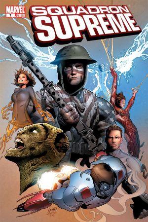 Squadron Supreme (2008) #1