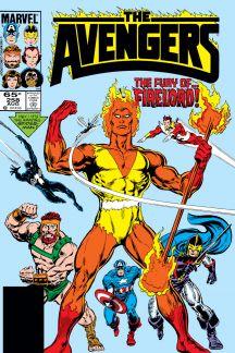 Avengers (1963) #258