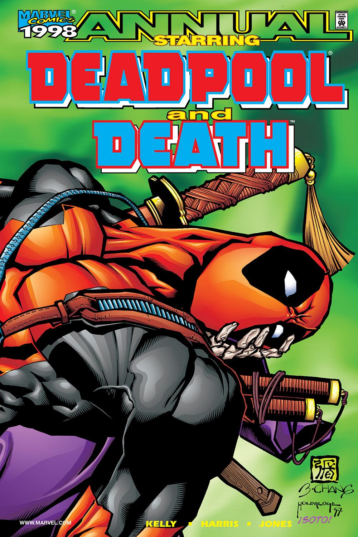 Deadpool and Death Annual (1998) #1