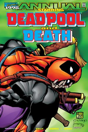 Deadpool and Death Annual (1998) #1