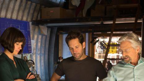 Ant-Man Michael Douglas Featurette
