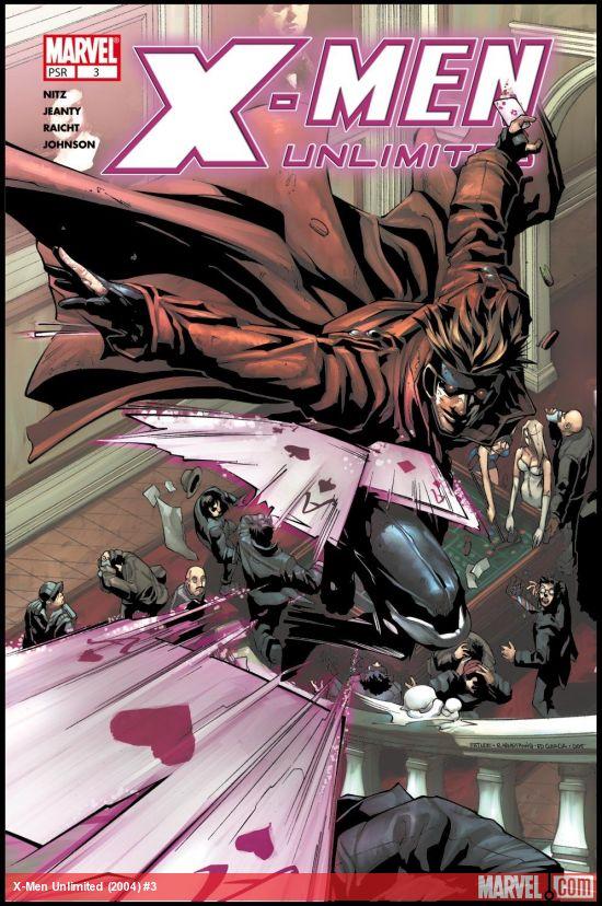 X-Men Unlimited (2004) #3