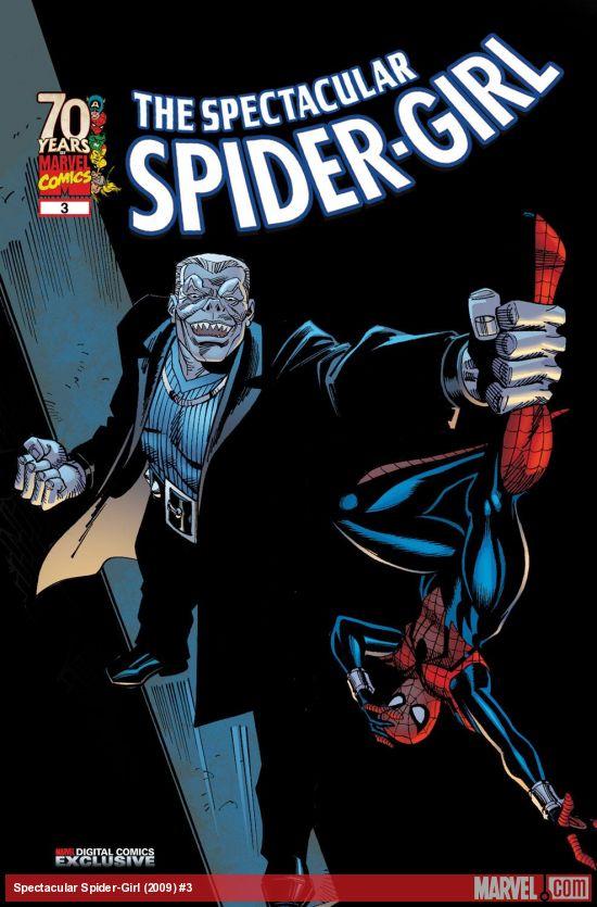 Spectacular Spider-Girl (2009) #3