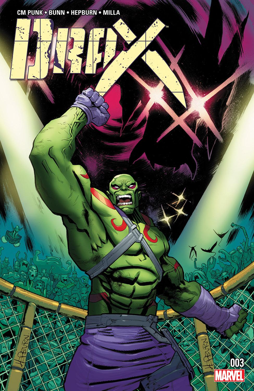 Drax (2015) #3